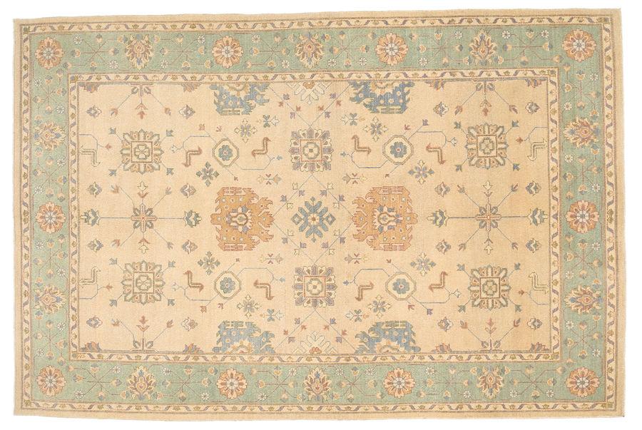 Классический афганский ковер Чуби. Ручная работа