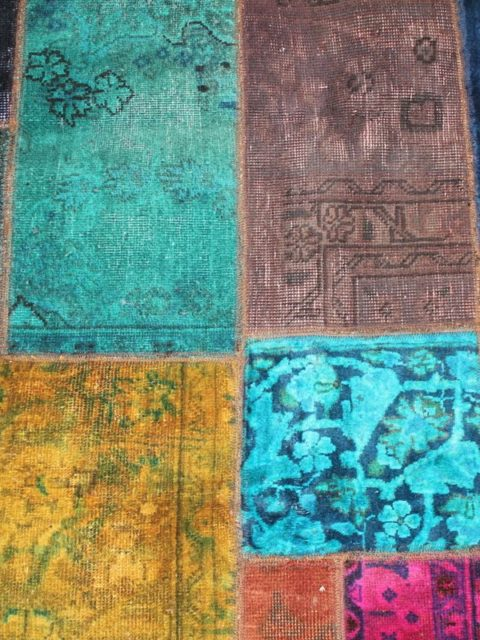 Купить ковер пэчворк ручной работы в интернет-магазине в Москве с доставкой по России, Казахстану, Беларуси