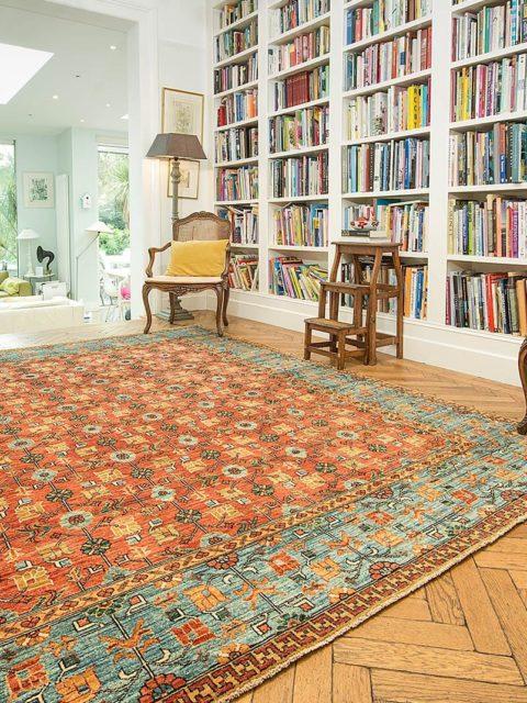 Афганские и пакистанские ковры