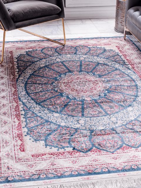 Классические шелковые ковры
