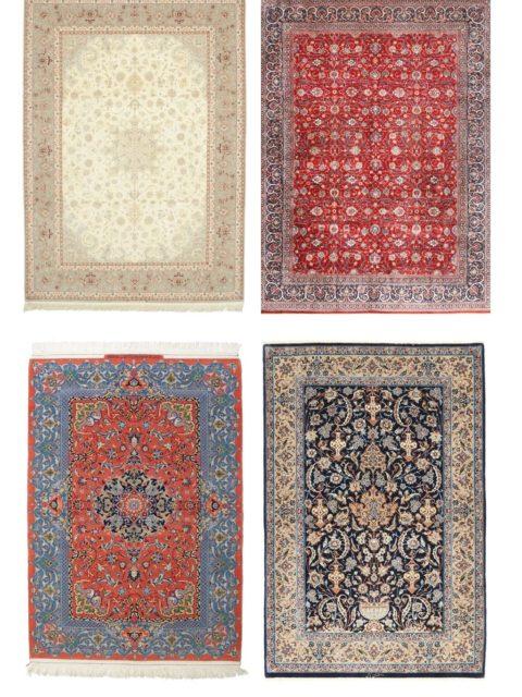 Персидские ковры | Исфахан | Иран