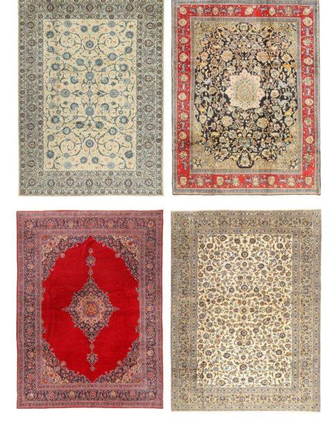 Персидские и индийские ковры | Кашан