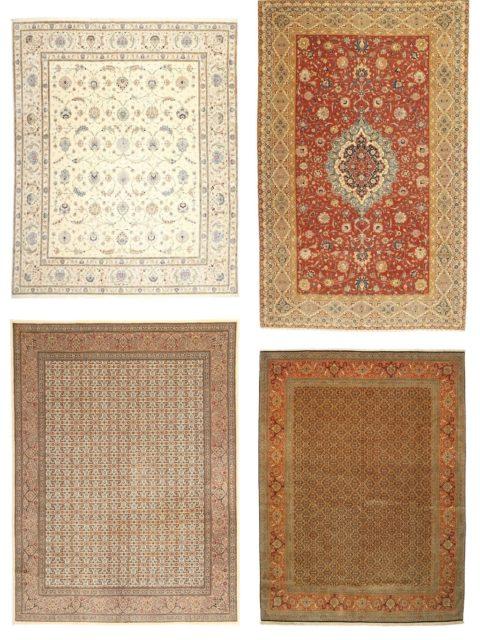 Персидские ковры | Табриз (Тебриз)