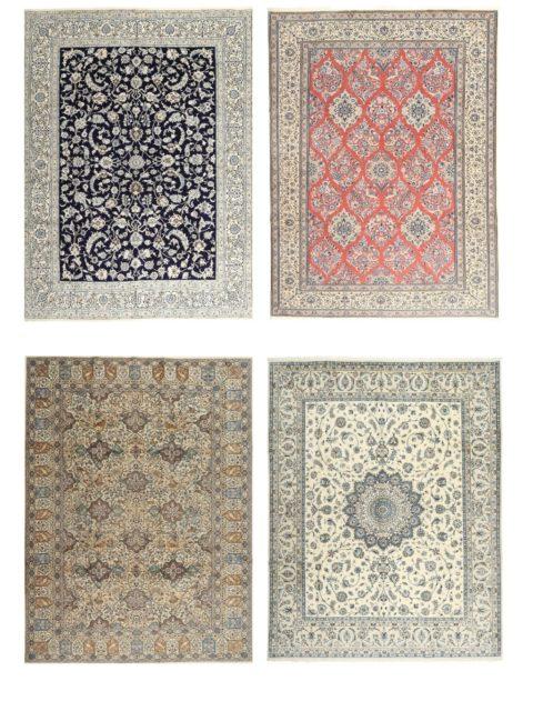 Персидские ковры | Наин Традиционные
