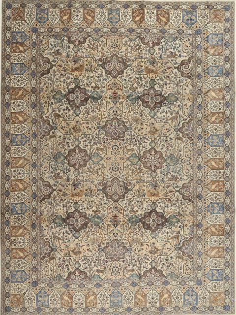 Классические персидские ковры Наин persicia