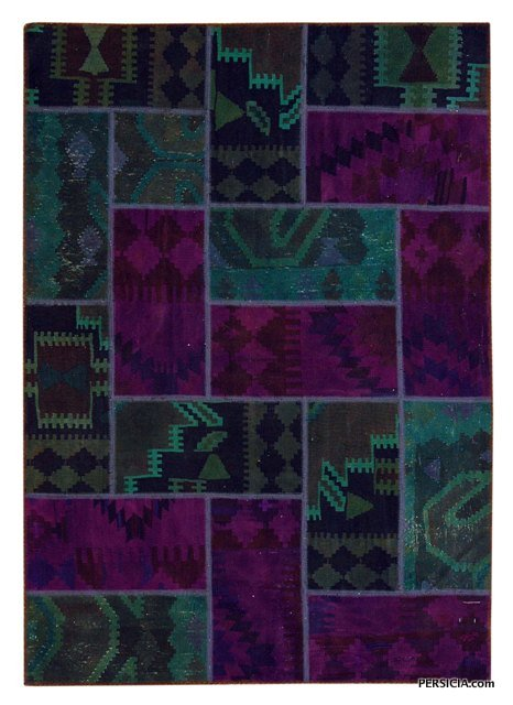 PERSICIA COLLAGE: ковры пэчворк