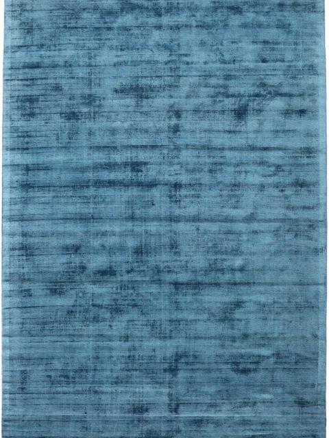 Синий однотонный ковер купить