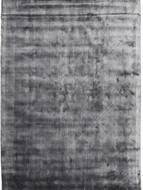 Серые однотонные ковры ручной работы купить