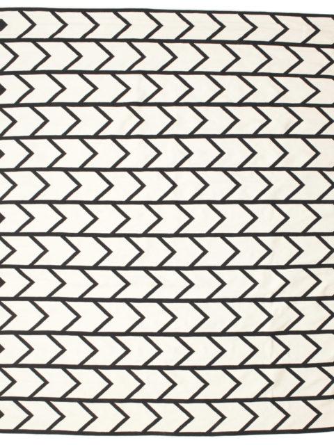 Геометричный дизайн в коврах