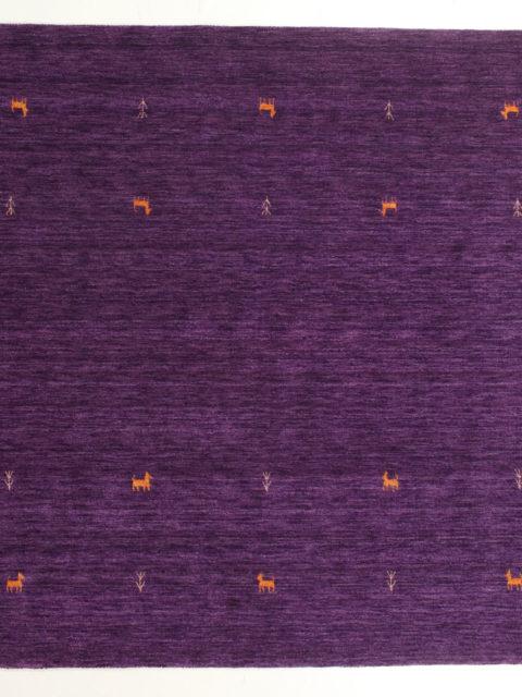 Купить фиолетовый ковер ручной работы