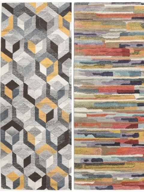 Современные | Дизайнерские ковры Персиция