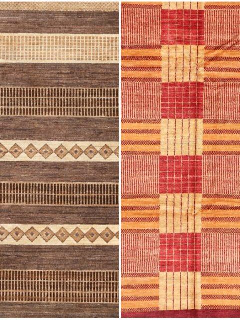Современные ковры | WARM | Теплые оттенки