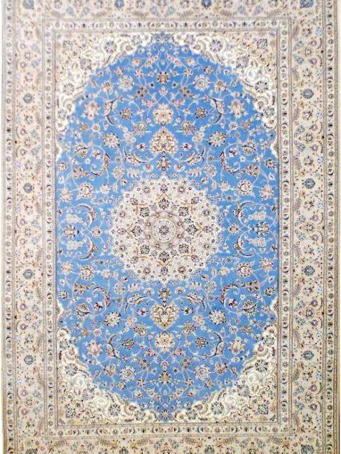 Элитный персидский Наин 4 ла. Шерсть с шелком на шелке