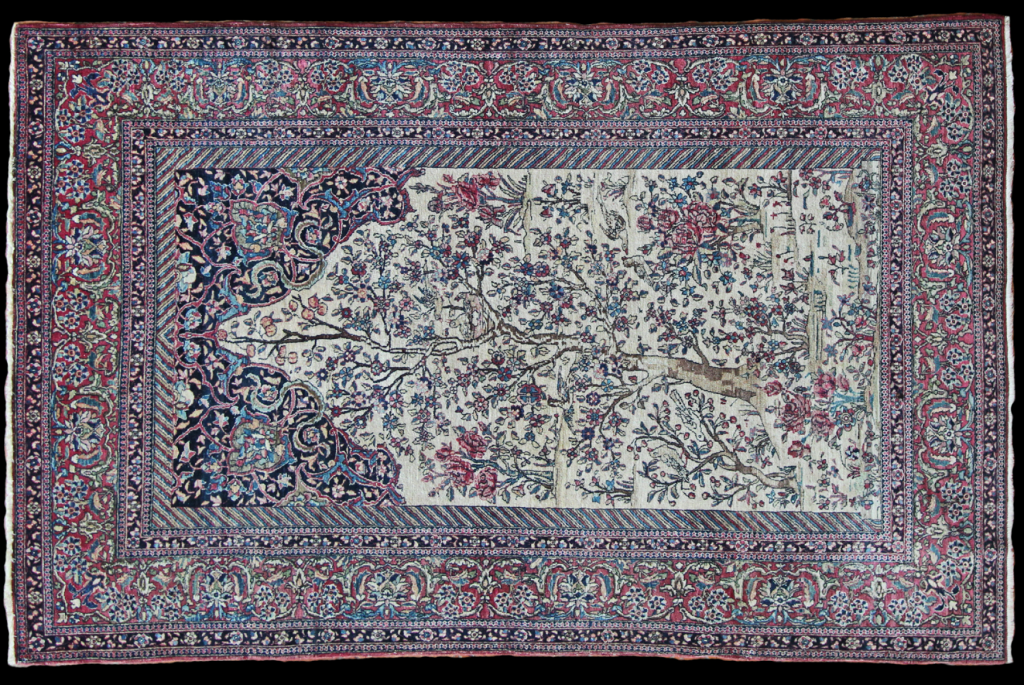 Иранский ковер Табриз