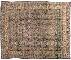 Персидский ковер Керман