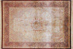 Персидский ковер Кум