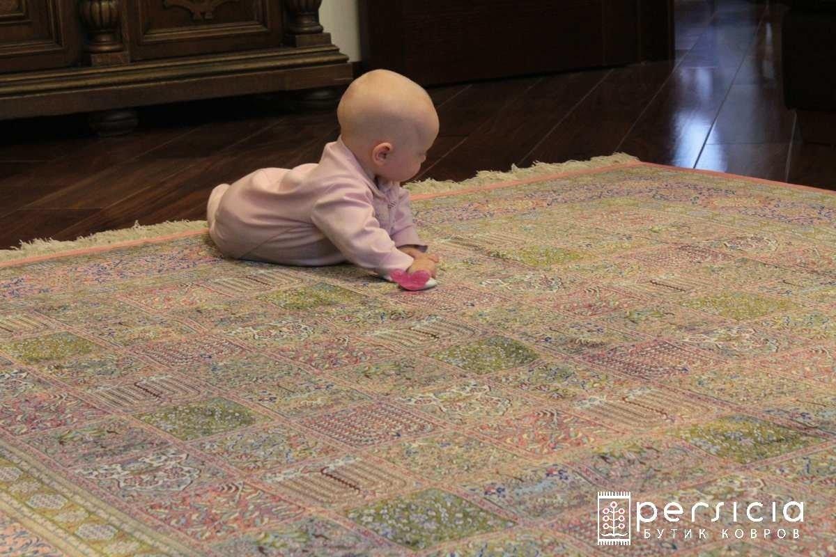 Элитные ковры на заказ