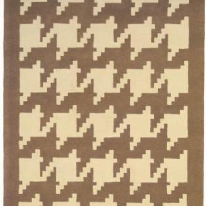 Премиальный ковер ручной работы Ligne Pure