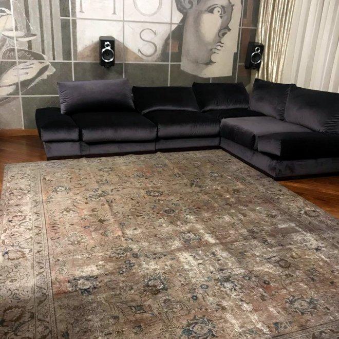 Винтажные ковры